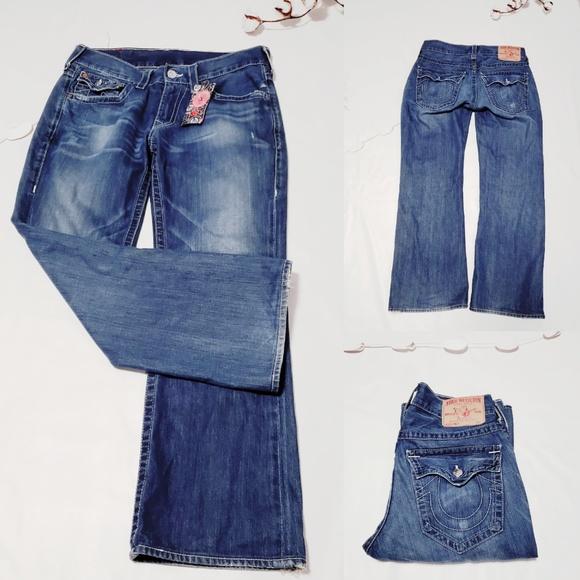 True Religion Other - True Religion Billy Jeans size 32 Dark Wash🦄💋